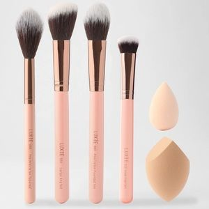 Luxie Radiant Makeup Brush Set